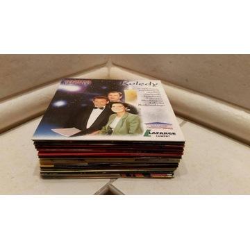 PŁYTY CD MIX MUZYKI 22 SZT LICYTACJA