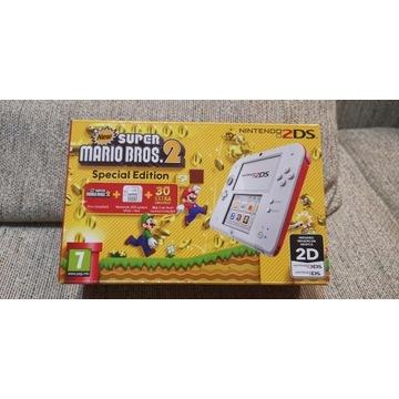 Nintendo 2DS New Super Mario Bros 2 Special Editio
