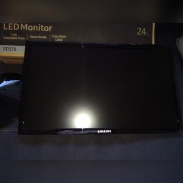 "SAMSUNG - Monitor multimedialny 24"" SD330"