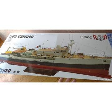 model rc statku Calypso