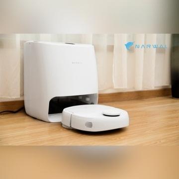 Narwal - robot mopujący odkurzający samoczyszczący