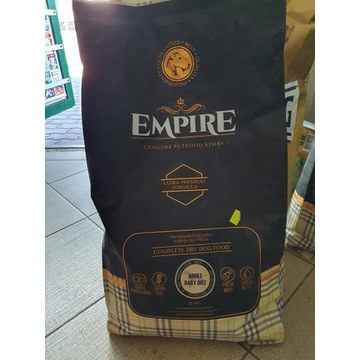 Empire adult Daily Diet