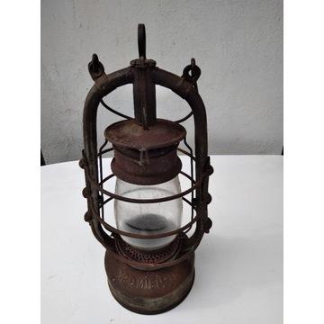 LAMPA NAFTOWA  PROMIEŃ Nr 7