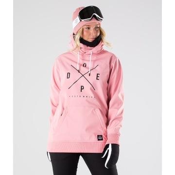 NOWA snowboardowa Bluza/kurtka Dope Yeti W   Pink