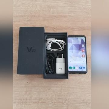 Smartfon LG V30 Srebrny