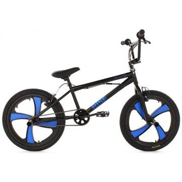 Rower BMX 20 Tricki Pegi Rotor 360 Chłopięcy 8+