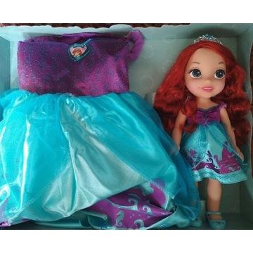 Lalka Arielka +sukienka dladziewczynki DisneyNOWA