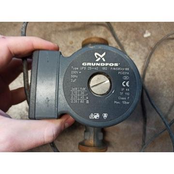 Pompa cyrkulacyjna - GRUNDFOS UPS 25-40 180