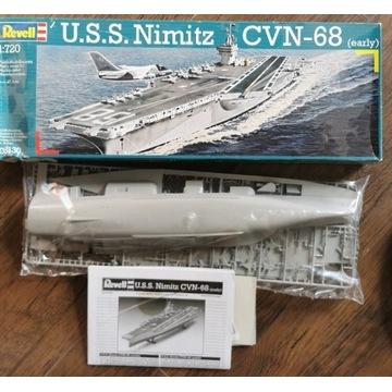 USS NIMITZ 1/720 REVELL