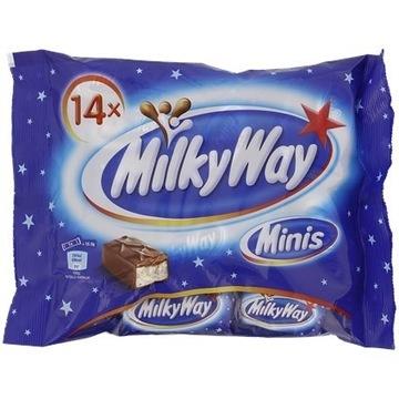 MilkyWay Małe 14 sztuk