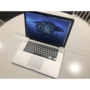 MacBook Pro (Retina, 15-inch, Mid 2015) FVAT