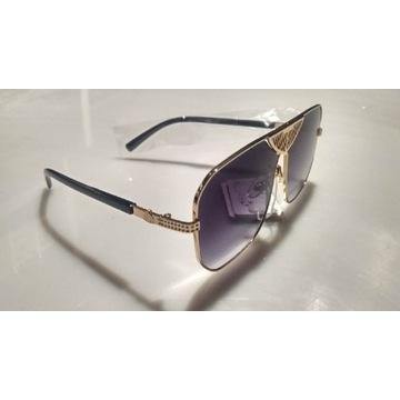 Okulary przeciwsłoneczne damskie męskie. Super hit