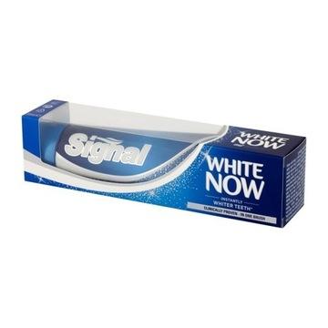 Signal White now wybielająca pasta do zębów 75 ml