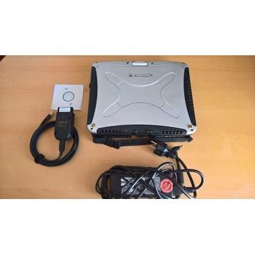 interfejs diagnostyczny HEX-V2 + Panasoni CF18