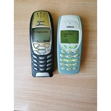 Nokia 6310i oraz Nokia 3410
