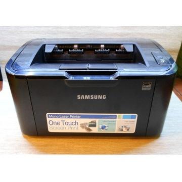 Drukarka laserowa Samsung ML-1670 nowy toner