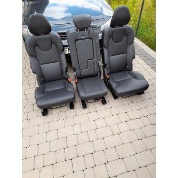 Fotele volvo xc90 II rząd II