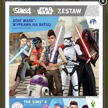 The Sims 4 Star Wars / Gwiezdne Wojny + Wszystkie