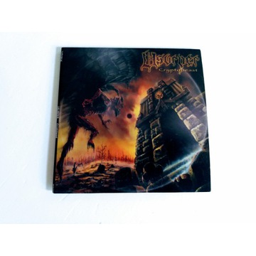 "USURPER - ""Cryptobeast""  CD"