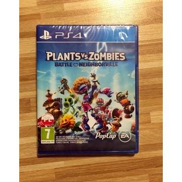 Gra PS4 plants vs zombie