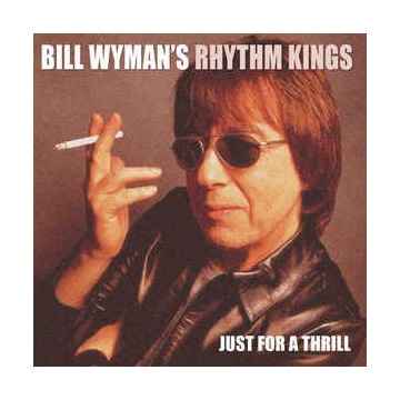 BILL WYMAN 'Just for a Thrill' (Rolling Stones)