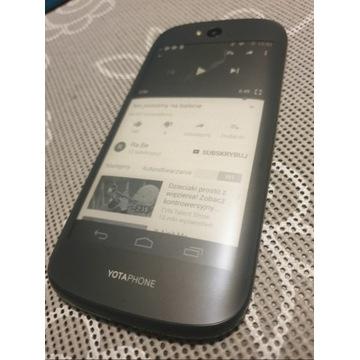 Smartfon Yotaphone 2 z dwoma wyświetlaczami