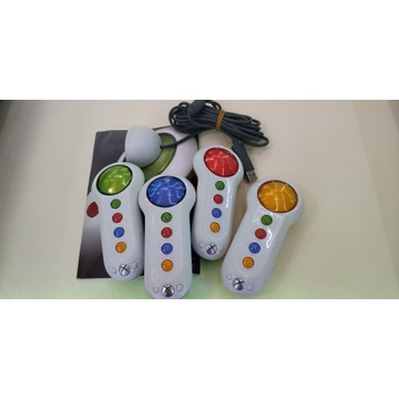 Kontrolery Buzz Buzzery Xbox 360 bezprzewodowe ORG