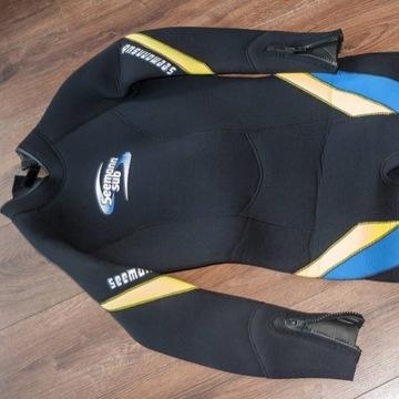 Pianka nurkowanie pływanie snorkel 5mm Seemann Sub