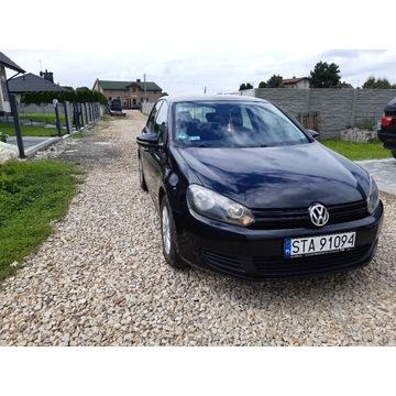 Volkswagen Golf VI 2011r.