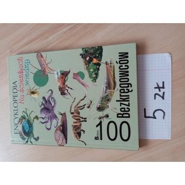 Encyklopedia 100 Bezkręgowców