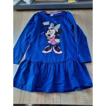 Tunika dla dziewczynki Minnie.
