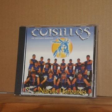 cd103. CUISILLOS DE ARTURO MACIAS NUEVOS HORIZONTE