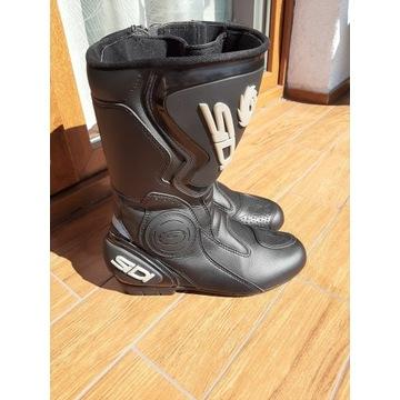 Damskie buty motocyklowe SIDI rozm. 39