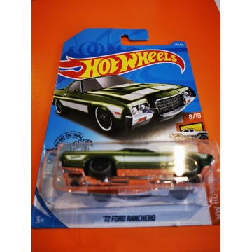 Hot Wheels 72 Ford Ranchero