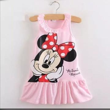 Tunika / sukieneczka dziewczęca Myszka Minnie