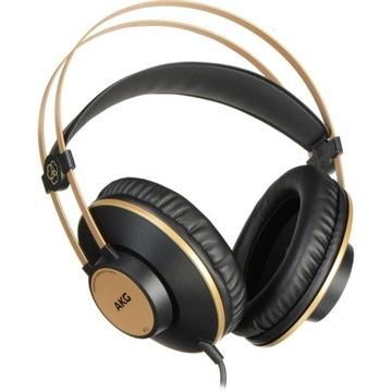 Słuchawki Nauszne AKG K92 Brązowo-czarny