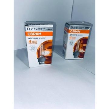 Osram D2S 35W 66240CLC