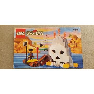 Lego  Volcano Island  6248 unikat