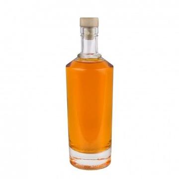 Butelka na alkohol Henry 500 ml - Krosno