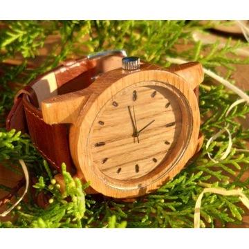 Drewniany zegarek CZARNECKI WATCHES unisex
