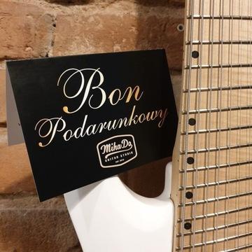 Bon Podarunkowy serwis gitarowy