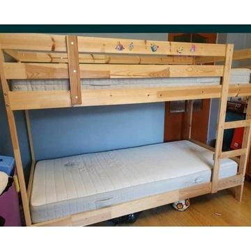 Łóżko piętrowe MYDAL Ikea