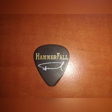 Kostka gitarowa Hammerfall