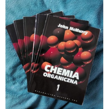 Chemia organiczna 1-5, John McMurry