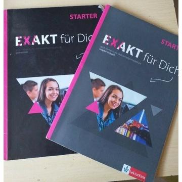 Podręcznik i ćwiczenia Exakt fr dich 1 (Starter)