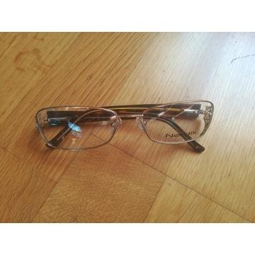 Oprawki markowe do okularów Nordik Bergman