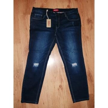 spodnie jeans damskie rozmiar 46 BonPrix Nowe