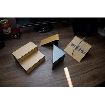 Tech Deck Skatepark TONY HAWK + BOX GRATIS!
