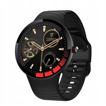 Zegarek Smartwatch E3 czarny