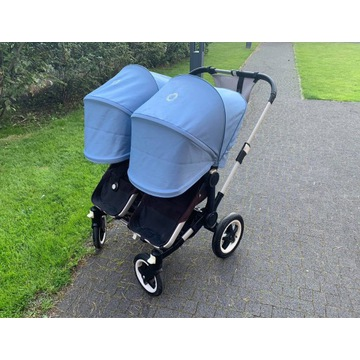 Wózek Bugaboo Donkey Twin